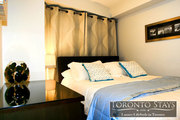 ToronStays Luxury Serviced Apartments rental - WATER Suite