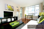 Toronto 1-Bd Executive Suite,  Corporate Accommodation Rental