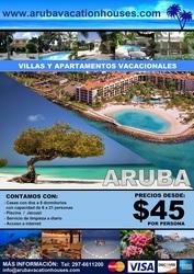 Vacations in Aruba
