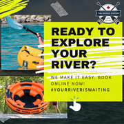 READY TO EXPLORE YOUR RIVER?